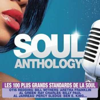 VA - Soul Anthology (Les 100 Plus Grands Standards De La Soul) (2011)