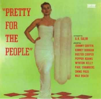 A.K. Salim - Pretty For The People (1957)