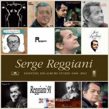 Serge Reggiani - Essentiel Albums Studios 1968-2002 (2011)