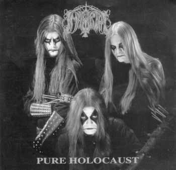 Immortal - Pure Holocaust 1993 [US Re-issued 2006] [LOSSLESS]