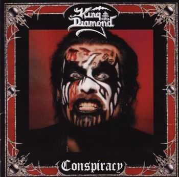 King Diamond - Conspiracy 1989 [Original US Edition] [LOSSLESS]