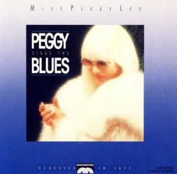 Peggy Lee - Peggy Lee Sings The Blues (1988)