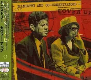 Ministry And Co-Conspirators - Cover Up (2008) (Japanese Edition)