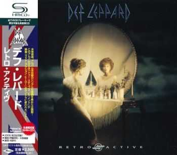 Def Leppard - Retro Active {Japanese Edition, SHM-CD} (1993)