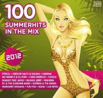 VA - 100 Summerhits In The Mix 2012 (2012)