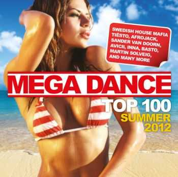 VA - Mega Dance Summer Top 100 2012 (2012)