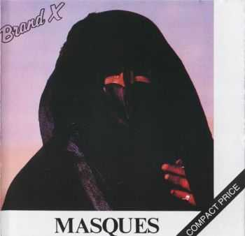 Brand X - Masques (1978) FLAC