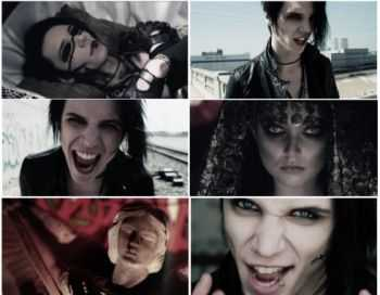 Black Veil Brides - Coffin (2012) (HD)