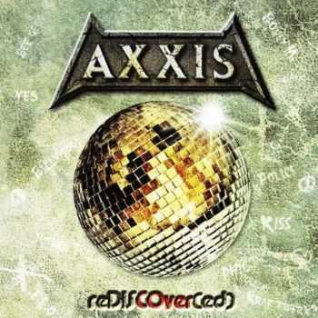 Axxis - reDISCOver(ed) (Limited Edition) 2012 (Lossless) + MP3