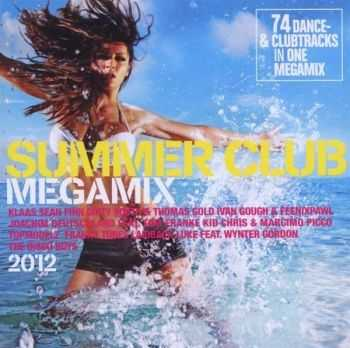 VA - Summer Club Megamix 2012 (2012)