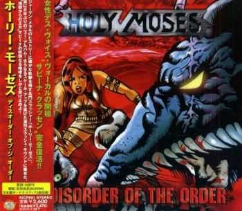 Holy Moses - Disorder Of The Order (2002) Japanese Edition