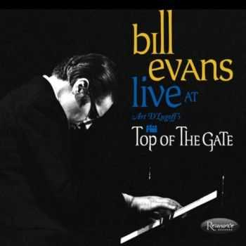 Bill Evans - Live at Art D'Lugoff's: Top of the Gate (2012)