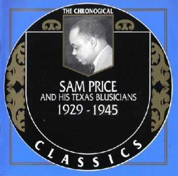 Sam Price - The Chronological Classics 1929-1945, 2 Albums