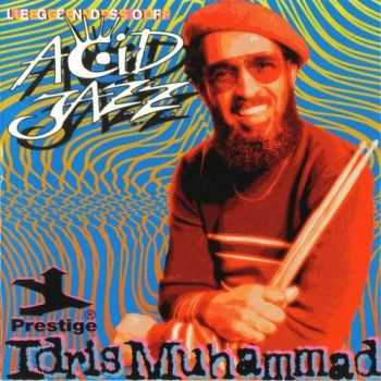 Idris Muhammad - Legends Of Acid Jazz (1996)