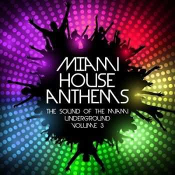VA - Miami House Anthems, Vol. 3 (The Sound of the Miami Underground) (2012)