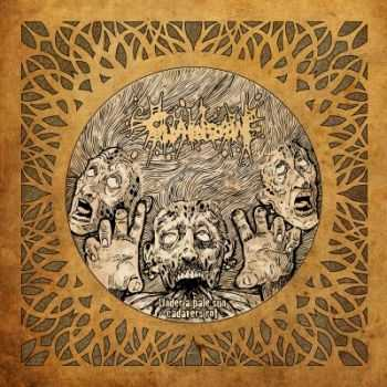 Chainsaw - Under A Pale Sun Cadavers Rot (2012)