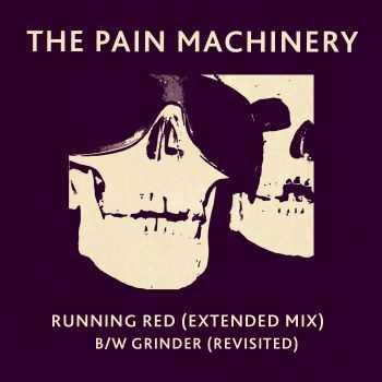 The Pain Machinery - Running Red (Single) (2012)
