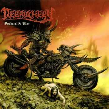 Debauchery - Rockers & War (Limited Edition) 2009 (Lossless) + MP3
