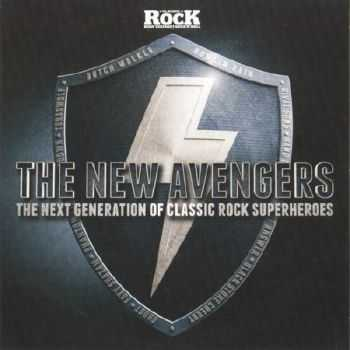 Classic Rock Magazine 170: The New Avengers (2012)