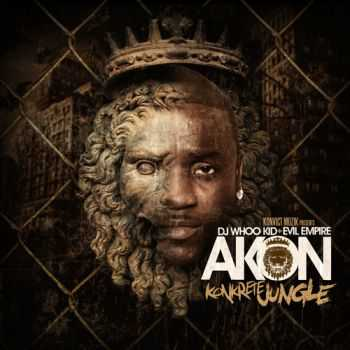 Akon - Konkrete Jungle (Official Mixtape) (2012)