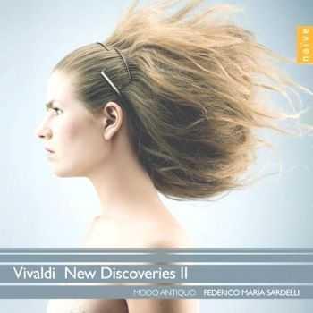 Antonio Vivaldi - New Discoveries II (2012)