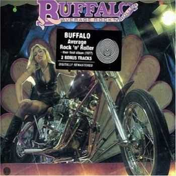 Buffalo - Average Rock 'N' Roller (1977)