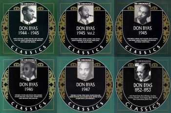 Don Byas - The Chronological Classics, 6 Albums