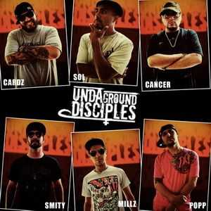 Undaground Disciples - Two Songs (2011)
