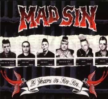 Mad Sin - 20 Years In Sin Sin (2007)
