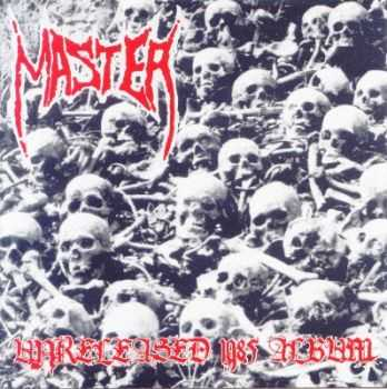 Master - Unreleased (1985)
