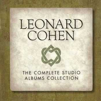 Leonard Cohen - The Complete Studio Albums Collection (11 CD)  (2011)