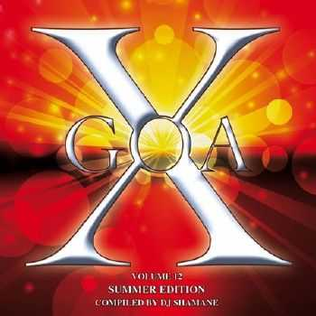 VA - Goa X Vol. 12 Summer Edition (2012)