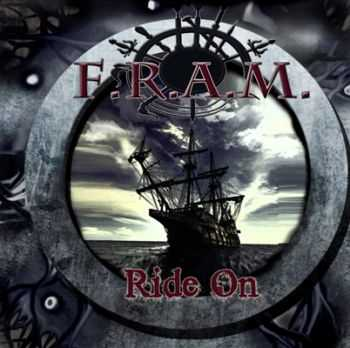F.R.A.M. - Ride On [Single] (2012)