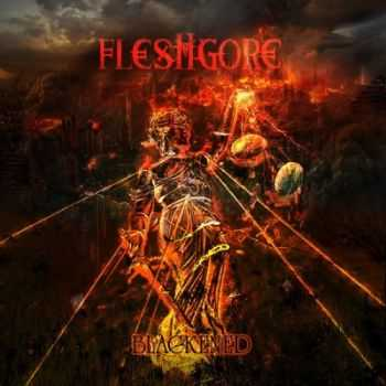Fleshgore  - Blackened [EP] (2012)