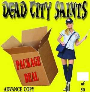 Dead City Saints - Package Deal (2012)