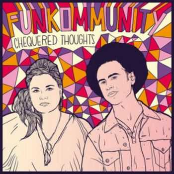Funkommunity  - Chequered Thoughts  (2012)