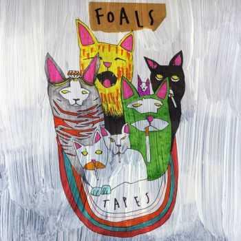 Foals - Tapes (2012) [DJ Mix]