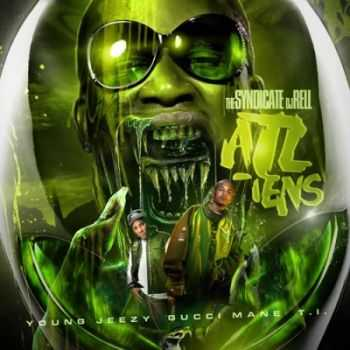 Various Artists - ATLiens (2012)