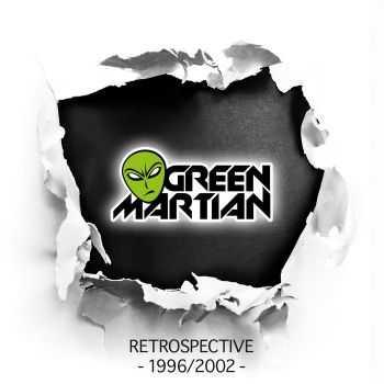 VA - Green Martian - Retrospective 1996/2002 (2012)