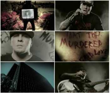 P.O.D. - Murdered Love (VIDEO) (2012)
