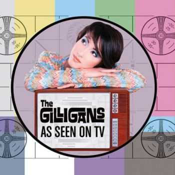 The Gilligans – As Seen On TV (2012)