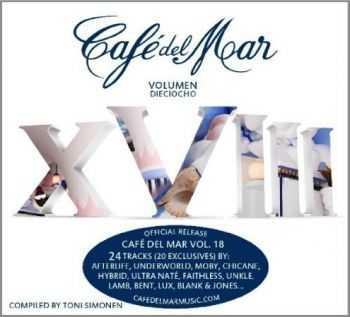 VA - Cafe Del Mar Vol.18 2CD (2012)