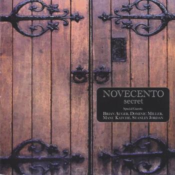 Novecento - Secret (2008) FLAC