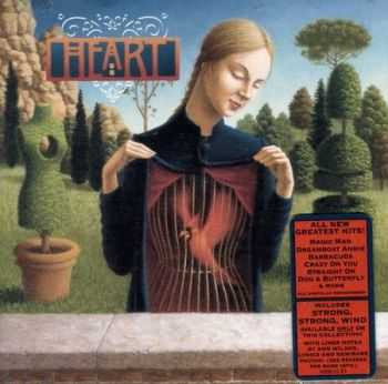 Heart - Greatest Hits (1998) (Lossless) + MP3