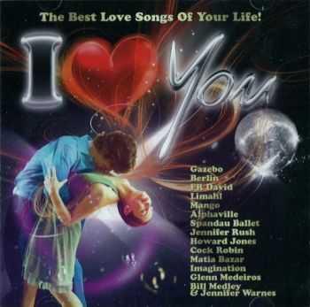 VA - I Love You (2012)
