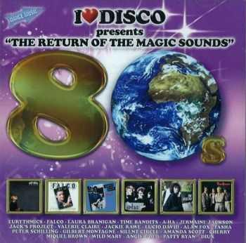 VA - I Love Disco 80s Vol 7 (2012)