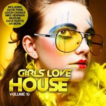 VA - Girls Love House (House Collection, Vol. 10) (2012)