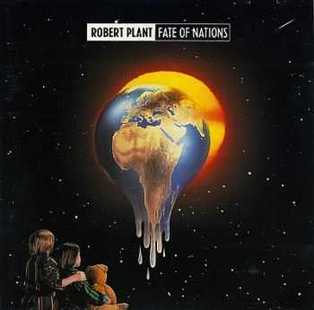 Robert Plant - Fate of Nations 1993 [Canadian edition] [LOSSLESS]