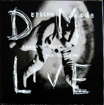 Depeche Mode - Songs of Faith and Devotion Live (1993)