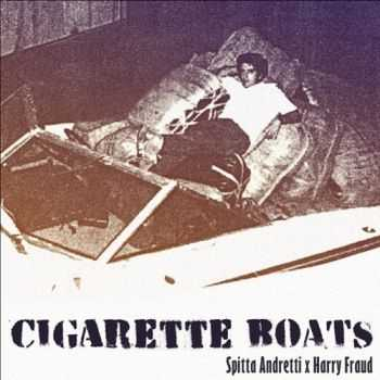Curren$y & Harry Fraud - Cigarette Boats [EP]
